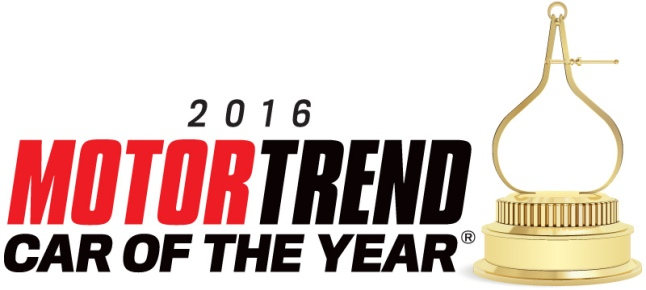 Motor Trend Car of the YearSUV of the YearTruck of the Year and