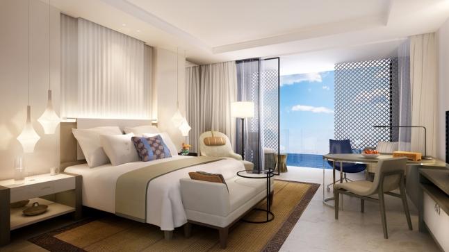 Grand Premier Ocean-View Room