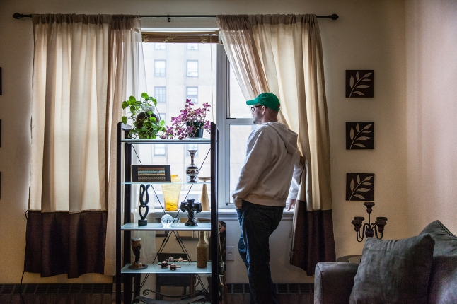 HIDDEN IN PLAIN SIGHT: Portraits of Hunger in NYC. Photo by Joey O'Loughlin