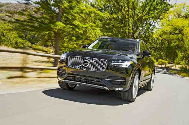 2016 MOTOR TREND SUV of the Year Winner: Volvo XC90