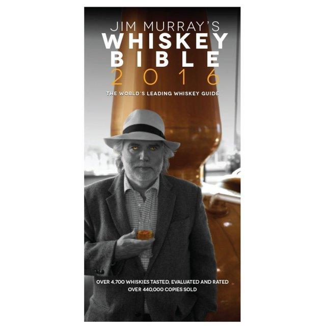 Jim Murray's Whiskey Bible 2016