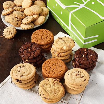 Large Variety Cookie Sampler