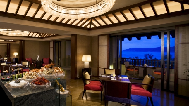 Luxury Villas in Sanya - The Ritz-Carlton Sanya, Yalong Bay