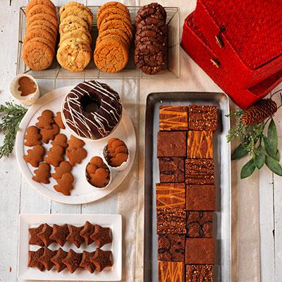 Premium Holiday Crowd Pleaser Gift Baskets