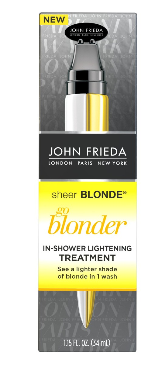 Sheer Blonde Go Blonder In-Shower Treatment