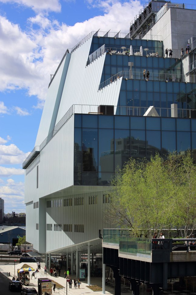 Whitney Museum of American Art, May 2015. Photograph by Timothy Schenck