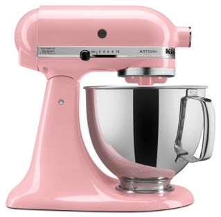 KitchenAid Stand Mixer in Guava Glaze (PRNewsFoto/KitchenAid)