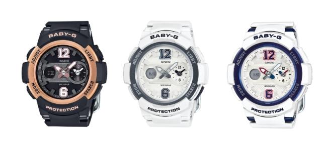 BABY-G BGA-210 Series (PRNewsFoto/Casio America, Inc.)