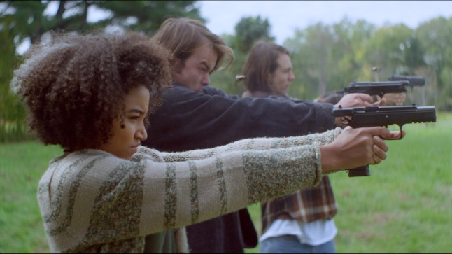 As You Are: Credit: Owen Campbell, Charlie Heaton, Amandla Stenberg (Photo Credit: Caleb Heymann)