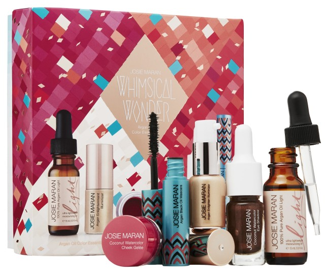 Josie Maran Whimsical Wonder Argan Oil Color Essentials