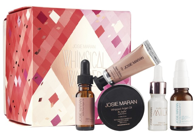 Josie Maran Whimsical Wonder Argan Oil Skincare Essentials