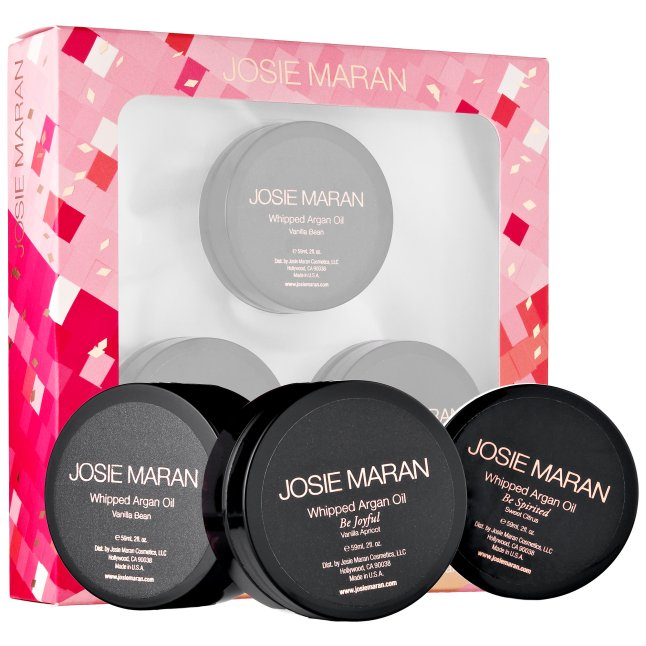 Josie Maran Whimsical Wonder Whipped Argan Oil Body Butter Trio