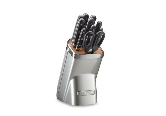 KitchenAid 11-piece  Cutlery Set.
