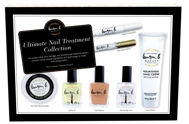 LAUREN B. THE ULTIMATE TREATMENT COLLECTION