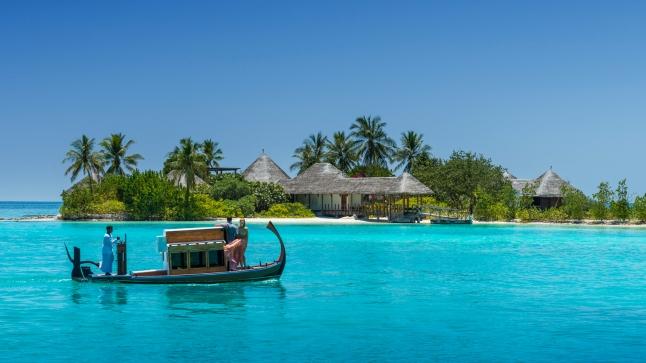 The Island Spa at Four Seasons Resort Maldives at Kuda Huraa