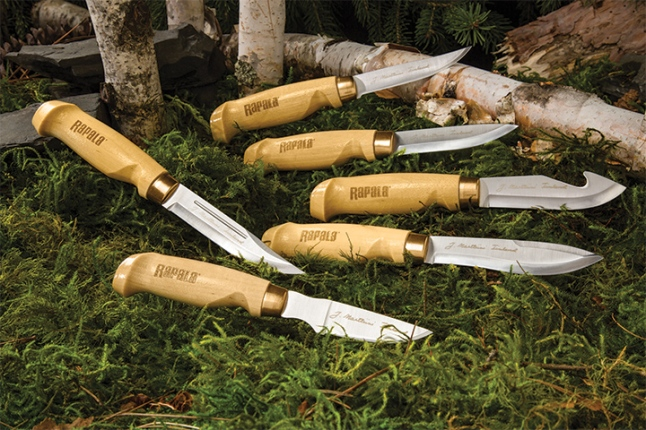 New Rapala® Classic Birch Collection Hunting Knives