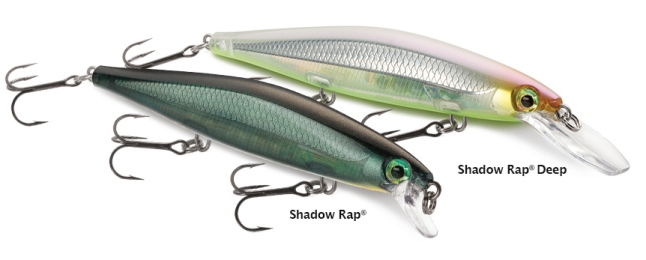 The Rapala® Shadow Rap® Series