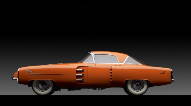 1955 Lincoln Indianapolis Boano. Collection of James E. Petersen, Jr. Photograph © 2016 Michael Furman