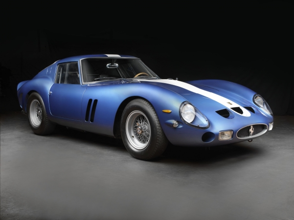 1962 Ferrari 250 GTO. Collection of Bernard and Joan Carl. Image © 2016 Peter Harholdt