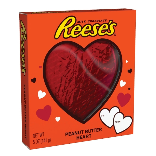 The Hershey Company REESE'S Peanut Butter Heart