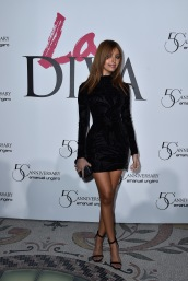 PARIS, FRANCE - JANUARY 26: Zahia Dehar attends the Launch Of The New Fragrance 'La Diva' And 50th Anniversary Of Emanuel Ungaro at Le Petit Palais on January 26, 2016 in Paris, France. (Photo by Pascal Le Segretain/Getty Images for Emanuel Ungaro)
