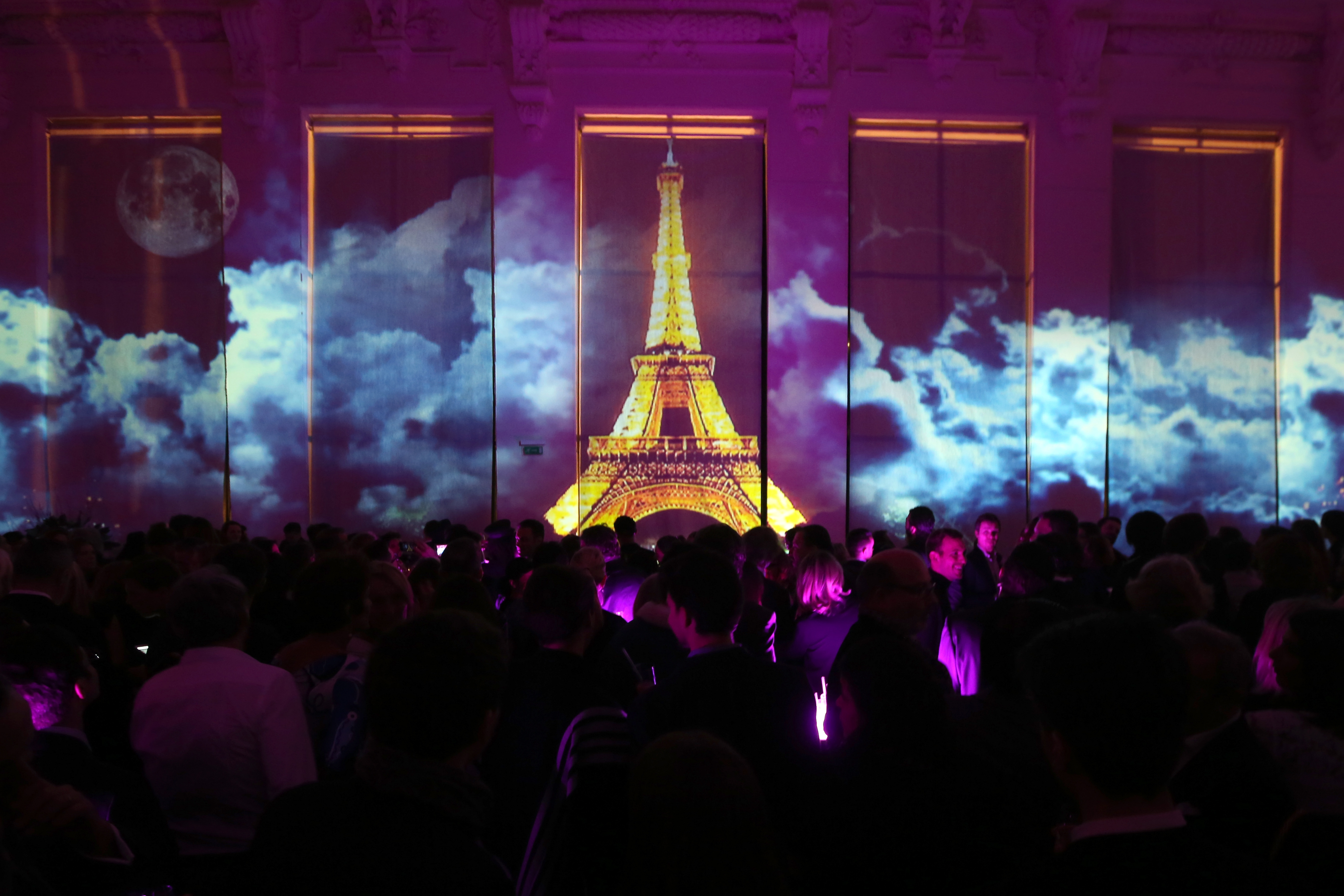 The Launch Of The New Fragrance 'La Diva' And 50th Anniversary of Emanuel Ungaro - Cocktail & Performances