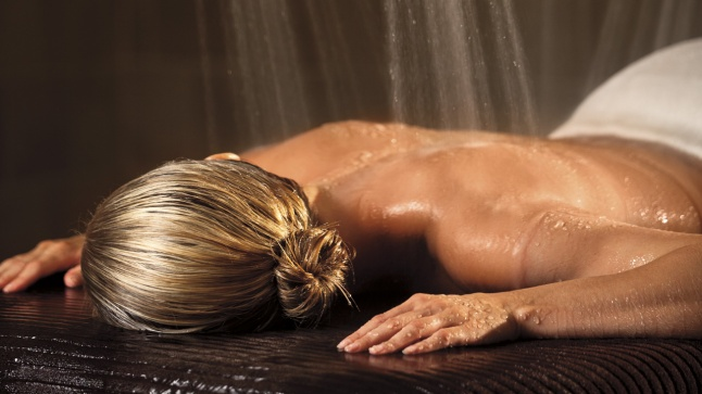 Allow your troubles to melt away under the soothing pressure of our Vichy Shower treatment.