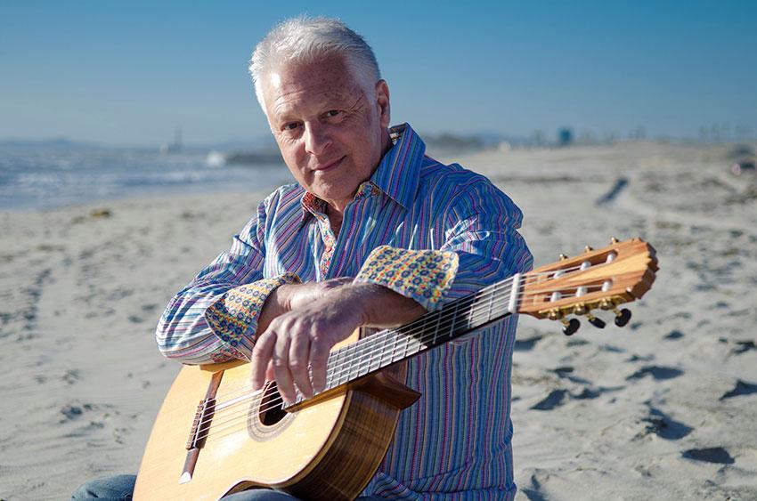 Angel Romero, Classical Guitarist