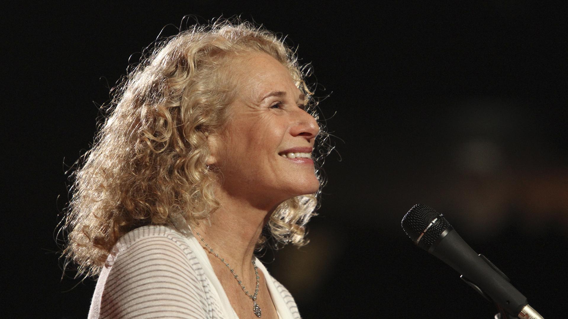 Carole King. Photo Credit: Elissa Kline