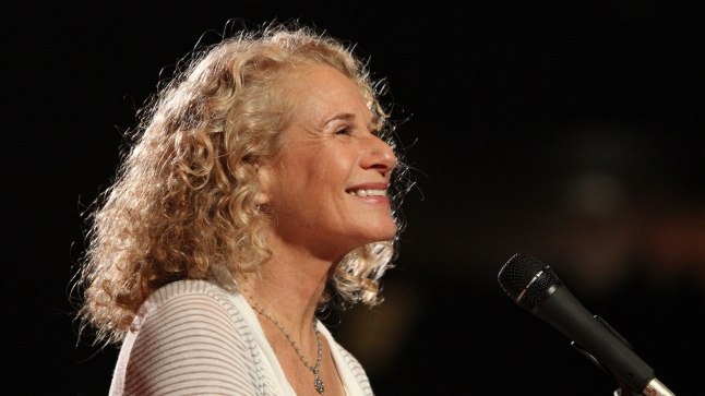 Carole King. Photo Credit: Elissa Kline