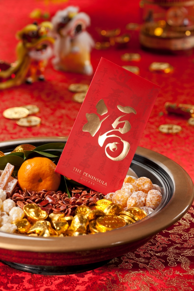 Chinese New Year at The Peninsula Hotels 03