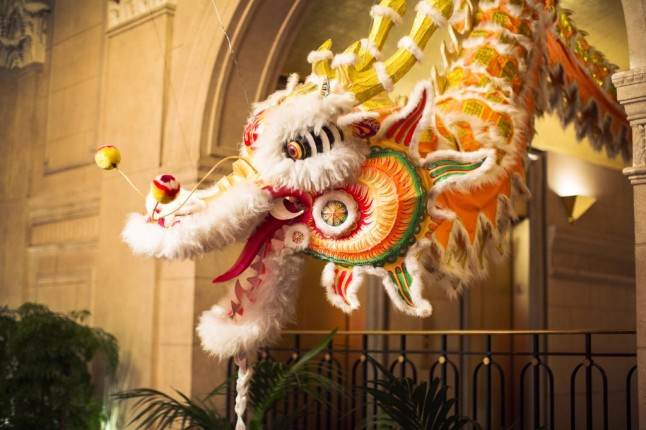 Chinese New Year at The Peninsula Hotels