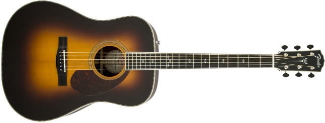 Deluxe Dreadnought Sunburst