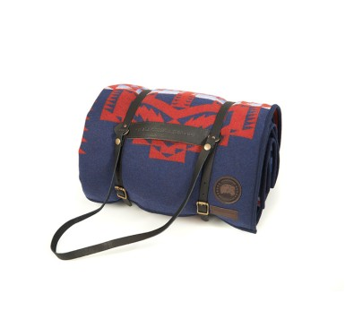 Canada Goose x Pendleton® Accessories Collaboration - Down-Filled Banket, $1100.00