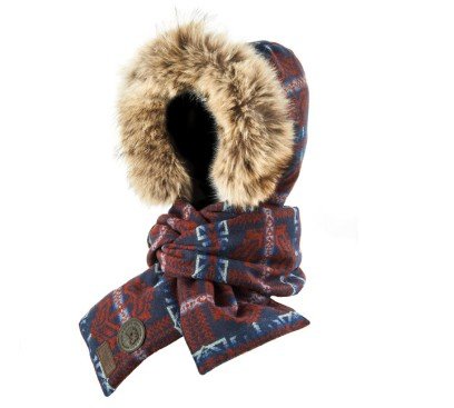 Canada Goose x Pendleton® Accessories Collaboration - Down-Filled Hooded Scarf, $375.00