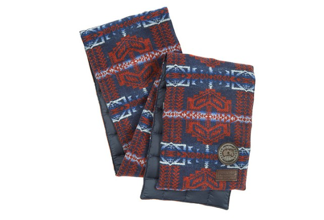 Canada Goose x Pendleton® Accessories Collaboration - Down-Filled Scarf, $225.00