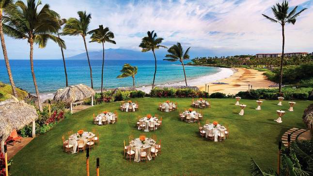 Four Seasons Resort Maui at Wailea - OCEANFRONT LAWN