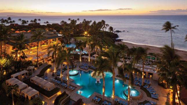 Four Seasons Resort Maui at Wailea - RESORT AT SUNSET