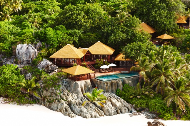 Photo Courtesy Fregate Island Private, The Seychelles (Private Pool Residence)/