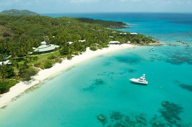 Photo Courtesy  Lizard Island, Great Barrier Reef/