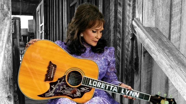 Loretta Lynn. Photo: David McClister