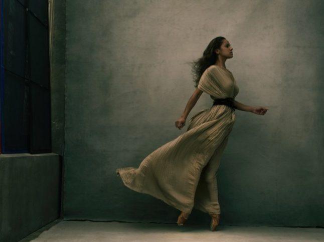 Misty Copeland, New York City, 2015 © Annie Leibovitz from WOMEN - New Portraits