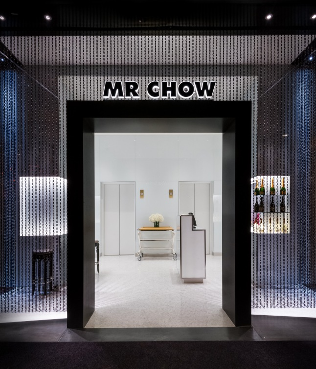 Mr. Chow Entrance