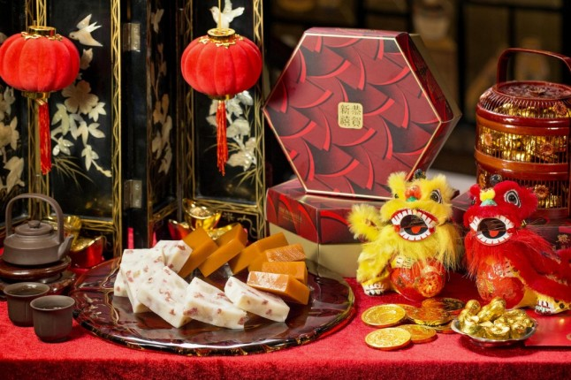 Spring Moon's Chinese New Year Pudding