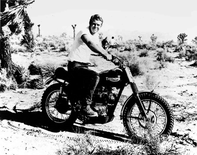 Steve McQueen Image Courtesy of British Customs