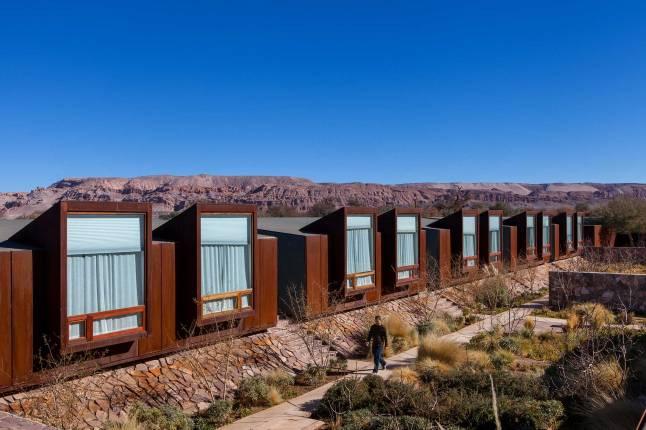 Photo Courtesy Tierra Atacama Hotel & Spa, Atacama Desert, Chile/