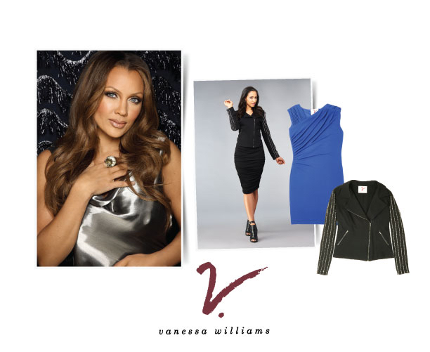 Vanessa Williams to debut new clothing line on EVINE Live March 19. Photo credit Gilles Toucas.