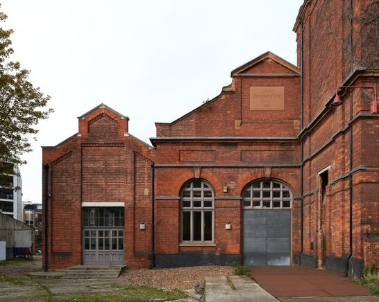 Wapping Hydraulic Power Station, © Guy Montagu-Pollock 2015