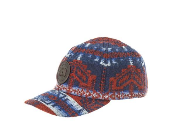 Canada Goose x Pendleton® Accessories Collaboration - Wool Cap, $125.00