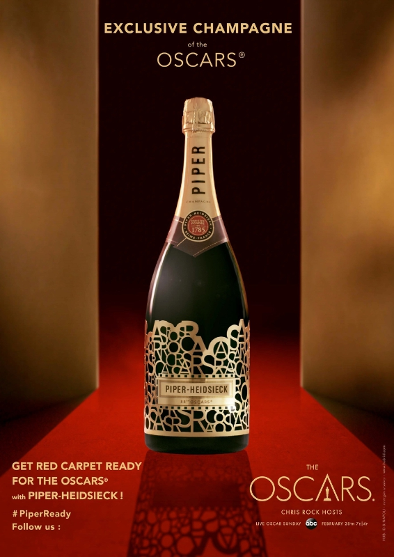 PIPER-HEIDSIECK Limited Edition Bottle